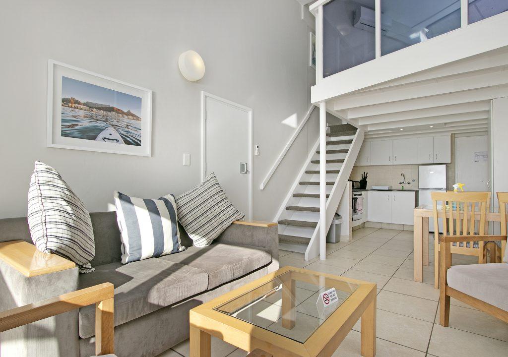 1 Bedroom Duplex (2)